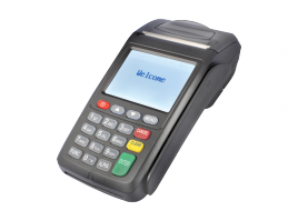 POS Терминал GPRS+Mifare NEWPOS NEW7210